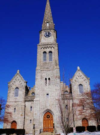 FIRST CONGREGATIONAL CHURCH - NEW LONDON CT