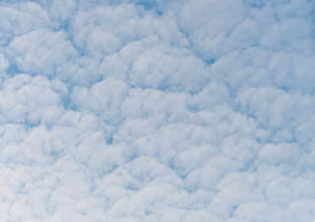 busting: An abstract shot of an interesting cloud formation. Stock Photo