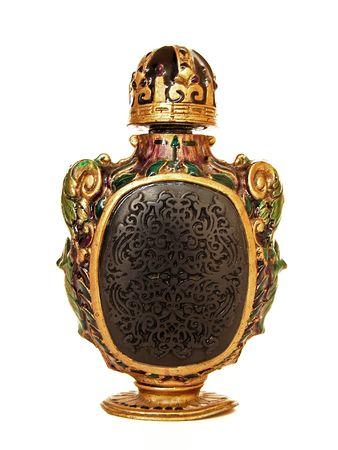 pocion: perfume �rabe Foto de archivo