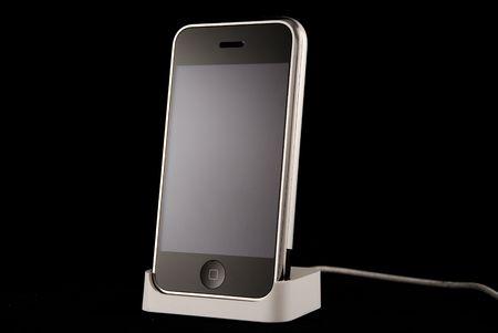 Mp3 Phone Stock Photo - 5064603