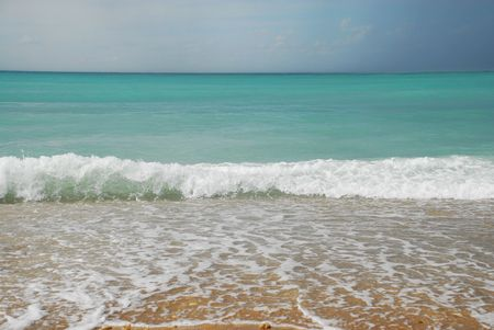 Gorgeous Beach in Summertime Stock Photo - 5064645