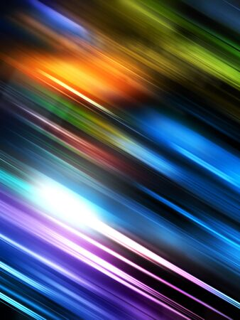 Multiple lights blur background  photo