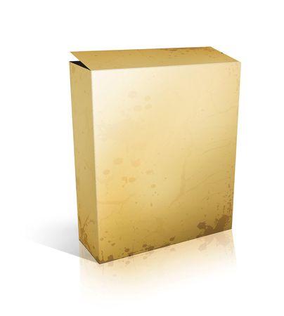 3d software box photo