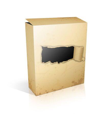 ebox: 3d software box