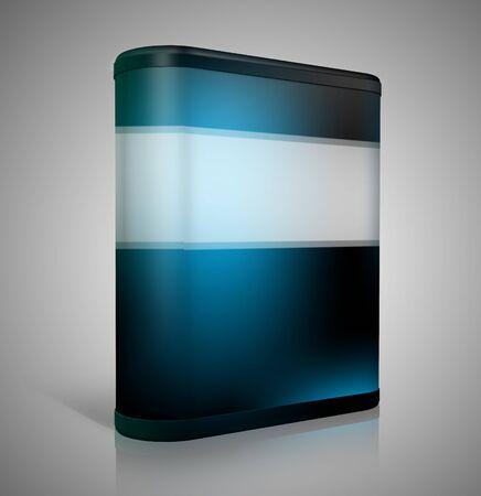 3d software box design photo