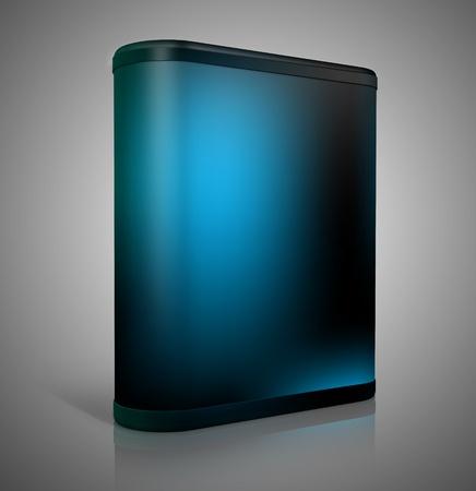 diseño de cuadro de software 3D