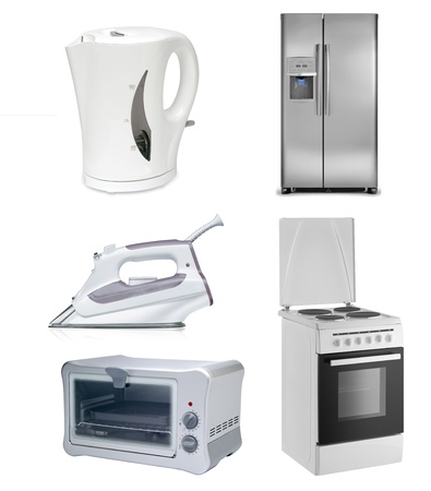 kitchen appliances: Household appliances | Kitchen