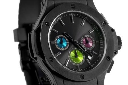 sports wrist watch   hand watch  Stock Photo - 13606986