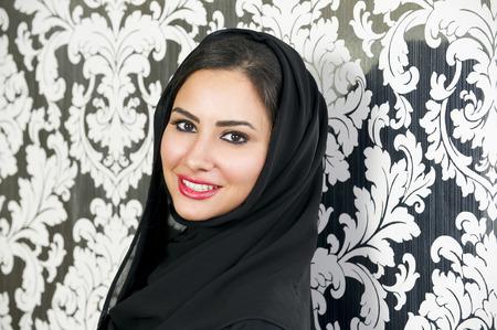 muslim girl: Beautiful Confident Arabian Woman