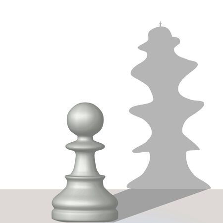 Illustration Chess Figure  Vector