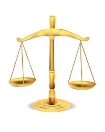 balance isolated Vector
