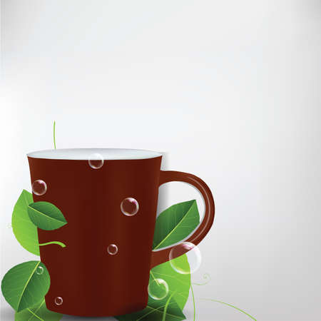 chinaware: coffe mug