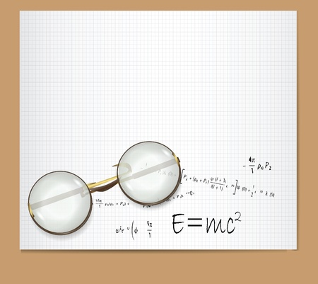 e=mc2 Stock Photo