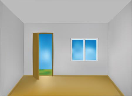 empty room Stock Photo - 11648130