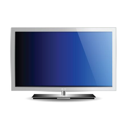 plasma hd tv Stock Photo - 11648125