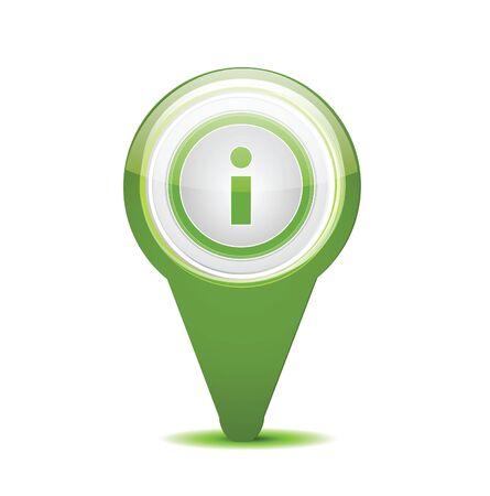 information icon Stock Photo - 11648110