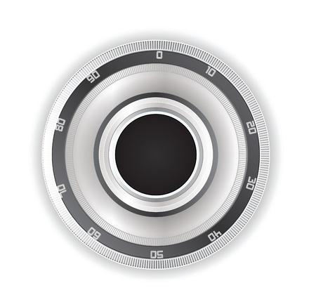 safe lock: vault safe combination lock