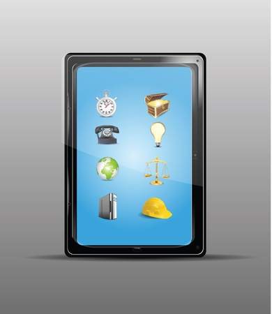 tablet Stock Photo - 11648034