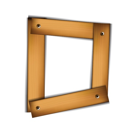 Wooden Letter photo