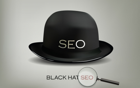 모자: 웹 검색 엔진 최적화 블랙 햇 검색 엔진 최적화