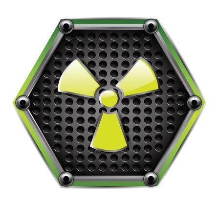 Danger Zone  Stock Vector - 12437118