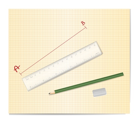 square ruler: Drawing Tools