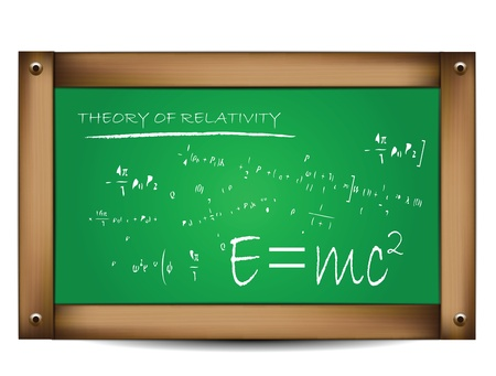 equation: E=mc2 Theory Of Relativity