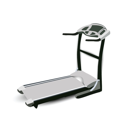 Fitness Walking Machine
