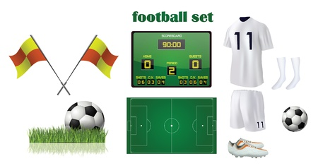 substitute: Football Kit Accessories