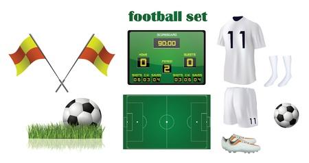 soccer coach: Football Kit Accessories