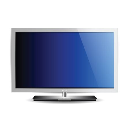 HD TV Plasma  Stock Vector - 12436913