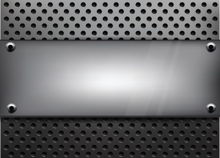 pavimento lucido: Texture sfondo metallico