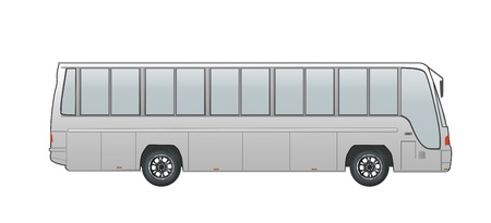 passenger: Coach Bus
