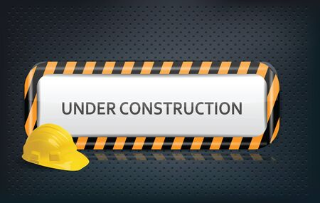 protective clothing: Under Construction Background