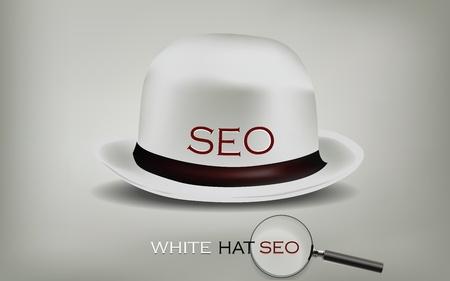 Search Engine Optimization SEO Web pour White Hat