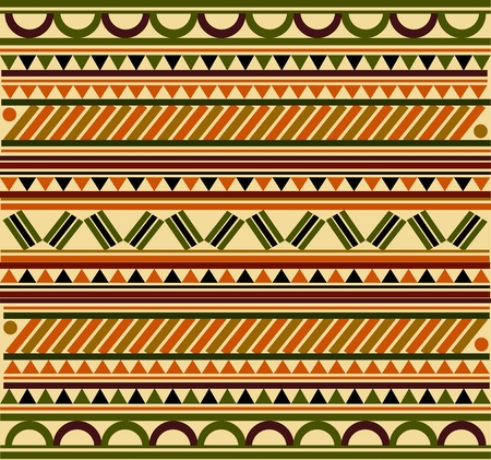 Ancient Pattern  Vector