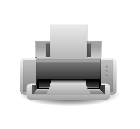 inkjet printer: Printer Icon