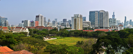 higher learning: Bangkok, Thailand : 26 Mar 2015 - Chulalongkorn university is Thailand's first institution of higher learning, officially came into being in March, 1917