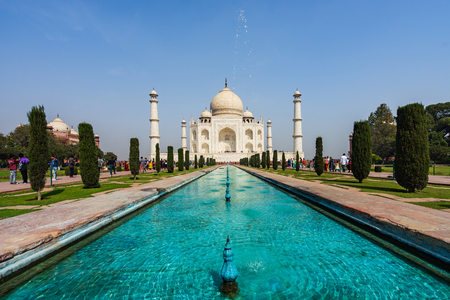 Taj mahal is worlds heritage, it was built in the memorialof love between emperor Shah Jahan and Mumtaz Mahal. Editorial