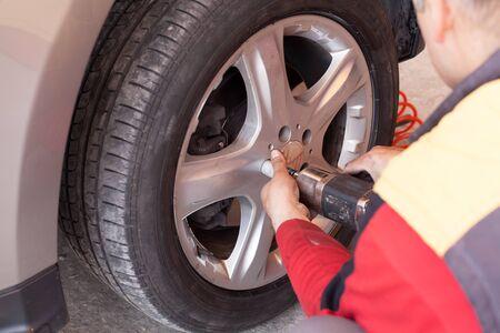 vulcanization work for the change of season rubber