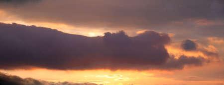 Assisi, Italië - A Sunset Panorama Stockfoto - 1223387