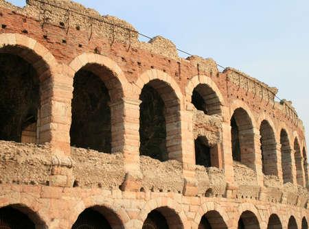 Colusseum in Verona, Italy