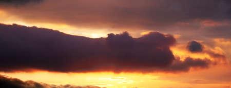 Tuscan Sunset Banco de Imagens - 2247766