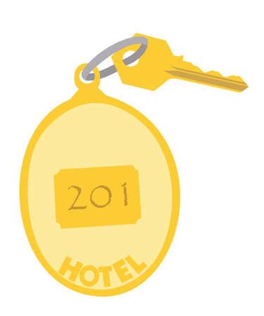 fob: Hotel Key