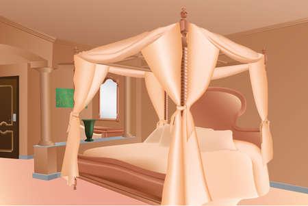 hotel stay: Resort Hotel Room