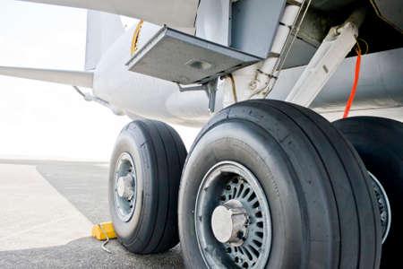 Cargo Jet Landing Gear