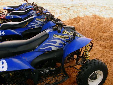 4 wheel: Quads en el desierto