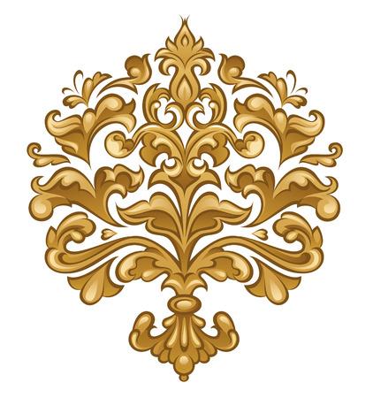 Baroque floral