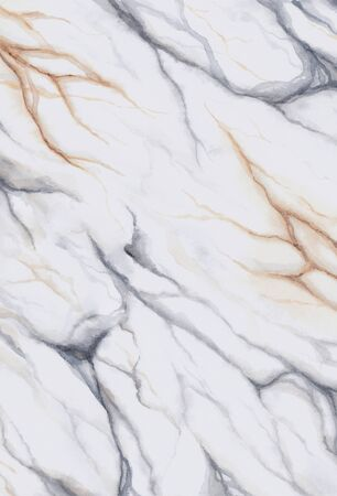 Watercolor marble background. Hand drawn marble effect print.