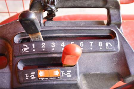 reversing: Three Speed Tractor Gearshift Knob